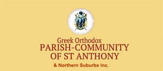 Greek Orthodox Parish-Community of St Anthony & Northern Suburbs Inc