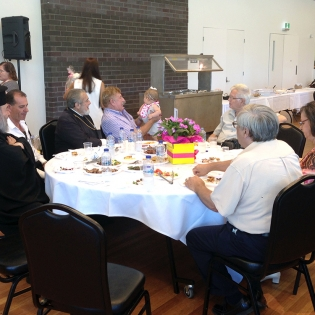 9th February 2014 Luncheon-12